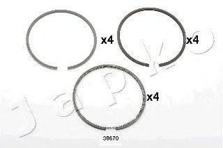 поршневые кольца mazda 626 ii gc